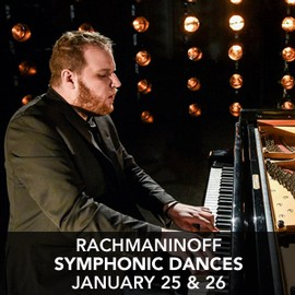 Rachmaninoff Dances