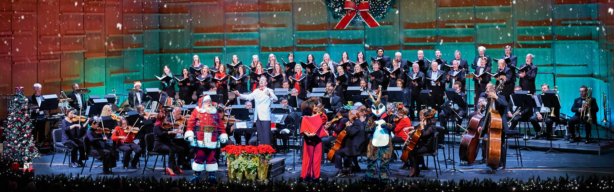 Memorable Christmas Services December 2020 Charlotte Making the Most of Magic of Christmas   Charlotte Symphony Orchestra